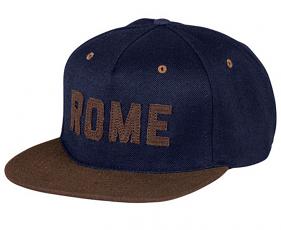 Rome Logo Cap