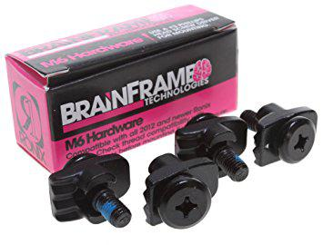 M6 Brain Frame hardware Screw Kit set 4