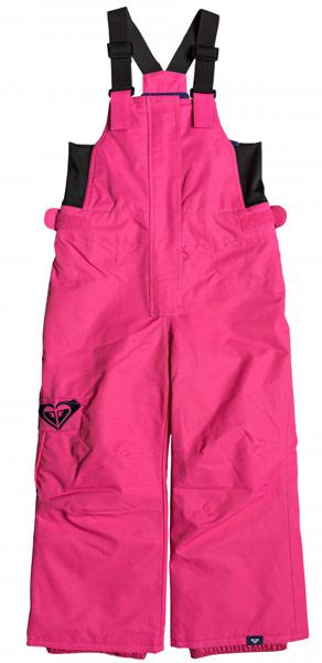 Roxy Kids Lola Bib Pant Pink