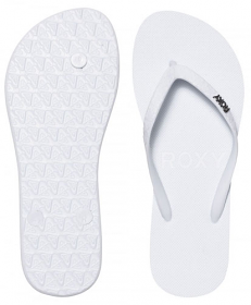 Roxy La Viva Thongs White
