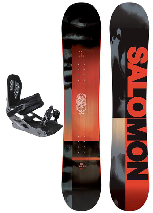Salomon Pulse 2020 /Capix Fury