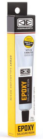 O&E Epoxy Solarcure Resin