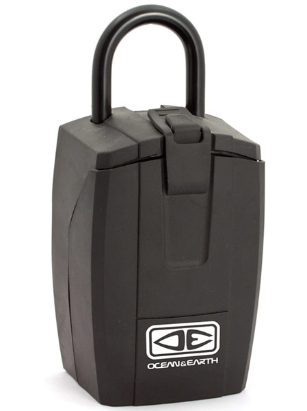 O&E Heavy Duty Key Bank Lock