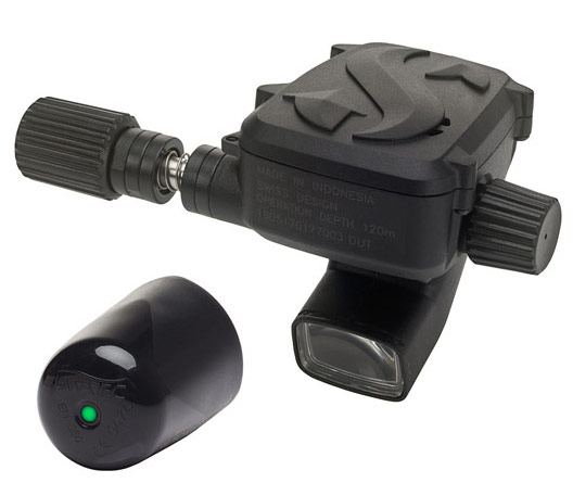 Scubapro Galileo HUD Hands Free Computer