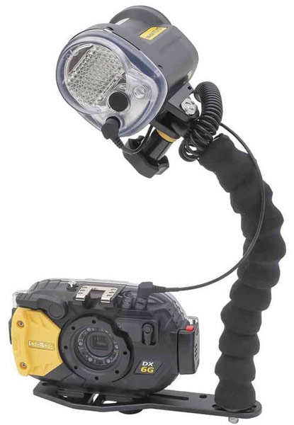 Sea n Sea DX-6G Camera, Housing & YS-03 Strobe