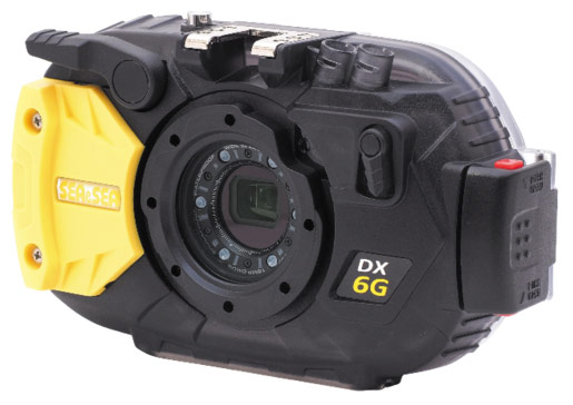 Sea n Sea DX-6G Camera & Housing