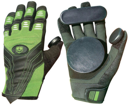 Adrenalin Slide/Downhill Skateboard Gloves