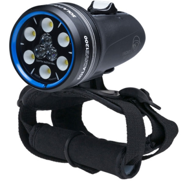 Light & Motion Sola Dive 1200 SF