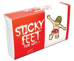 Sticky Feet Warm Wax