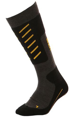 XTM Adults Half Pipe Yellow