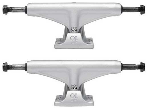 Tensor Mag Light Silver 5.25 Pair