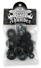 Thunder Bushing Rebuild Kit 100 Black