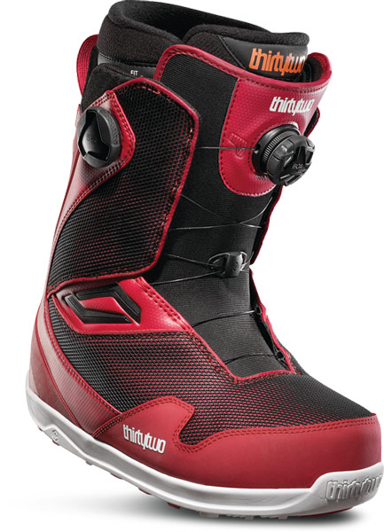 ThirtyTwo TM-2 Double Boa Red 2020