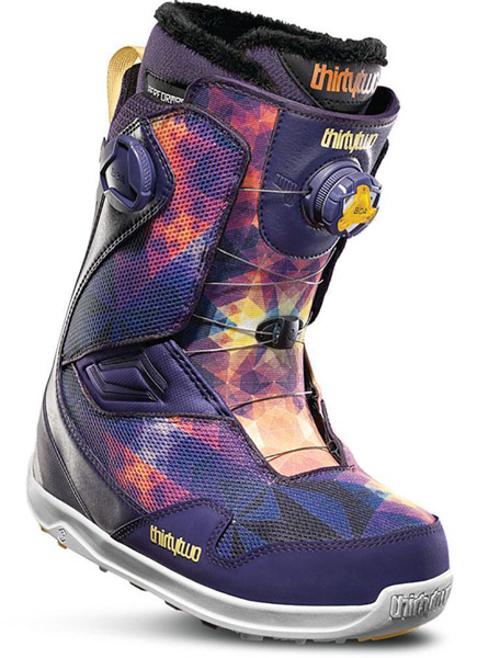 ThirtyTwo TM-2 Double Boa Purple 2020