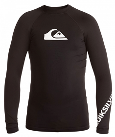 Quiksilver Youth All Time L/S Rashie