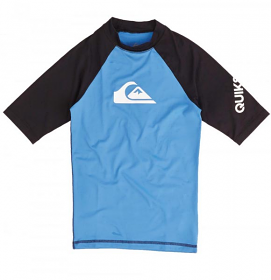 Quiksilver Youth All Time S/S Rashie