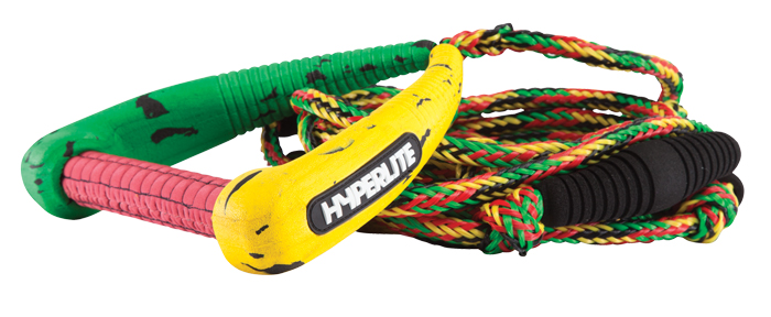 Hyperlite 25' Pro Surf Rope & Handle Multi '19