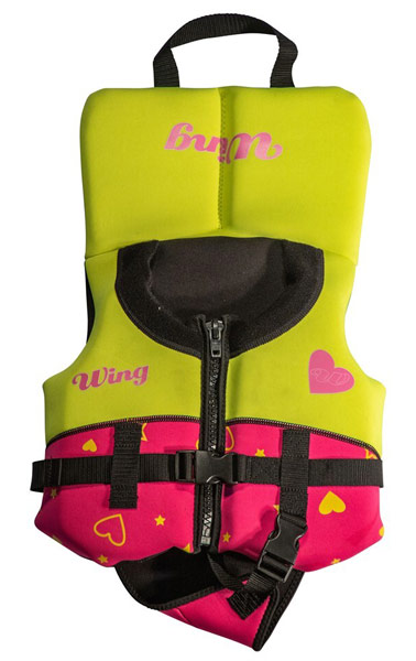 Wing Mayhem Infant L50 Pink 1-2