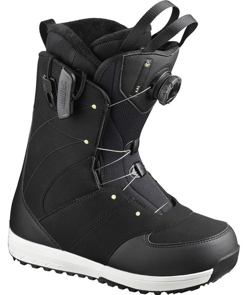 Salomon Ivy Boa Black 2020