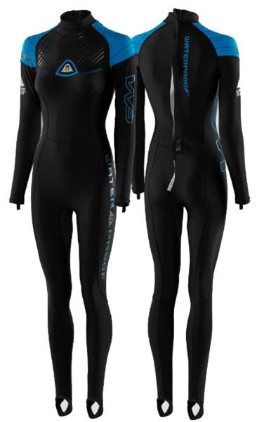 Waterproof WP Skin Ladies Lycra Suit