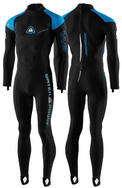 Waterproof WP Skin Mens Lycra Suit