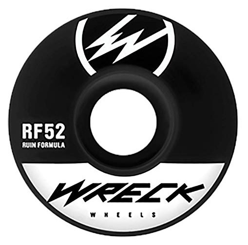 Wreck Original Cut Wheel Set 52mm