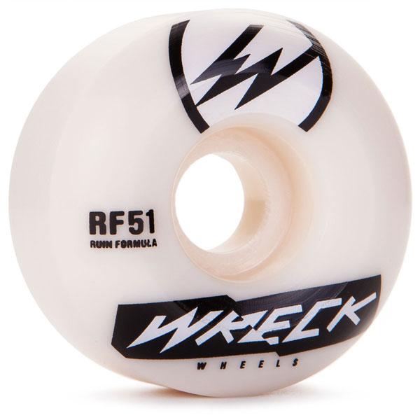 Wreck Original Cut Wheel Set 51mm