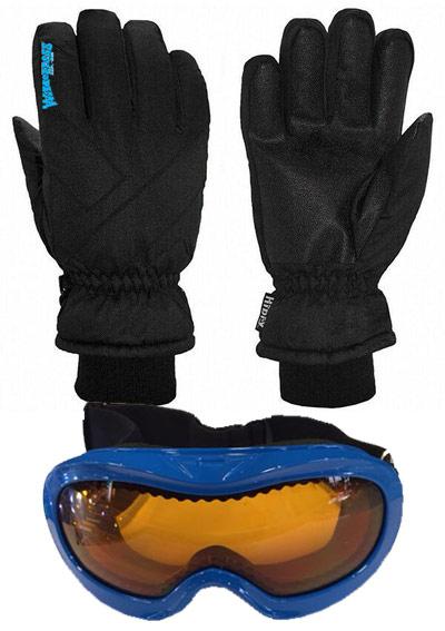 Kids Gloves & NN Goggles