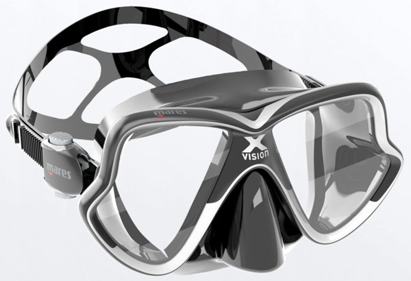 Mares X-Vision Mid