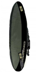 O&E Double Coffin Compact Shortboard