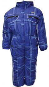 XTM Frosty Suit Blue Printed