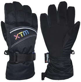 XTM Swoosh Glove Black '17