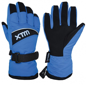 XTM Swoosh Glove Blue '17