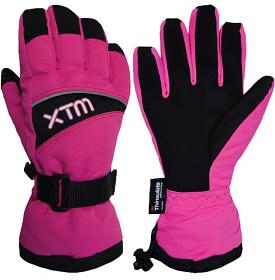 XTM Swoosh Glove Pink '17