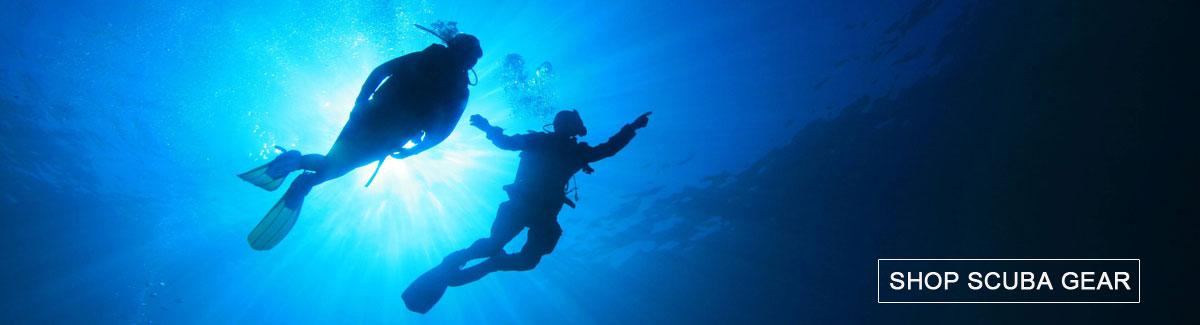 Winter Scuba diving sale