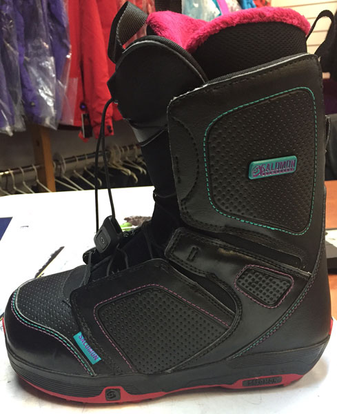 hire snowboard womens boots