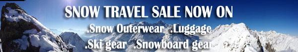 Snow Travel Sale